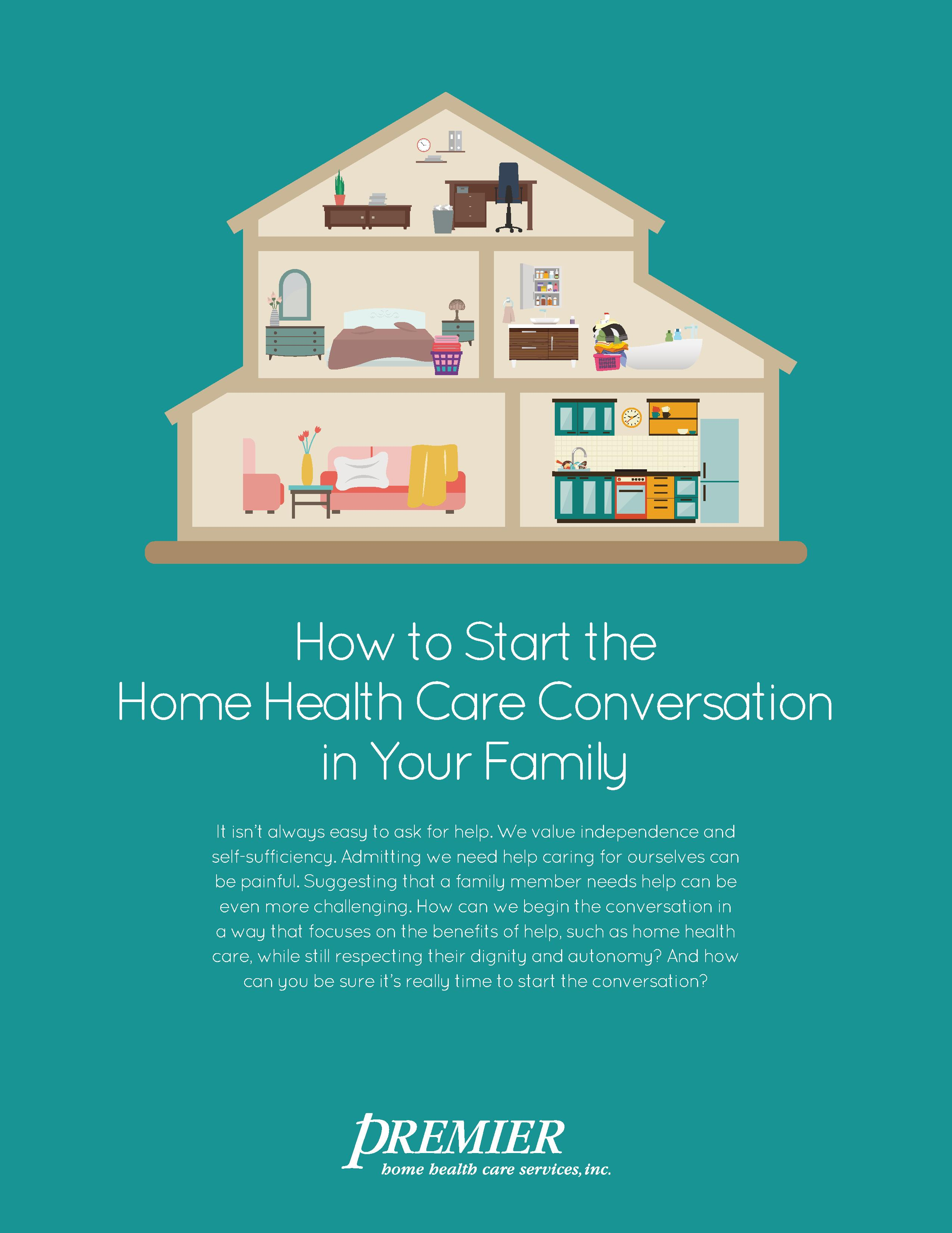 How to Start the Home Health Care Conversation in Your Family