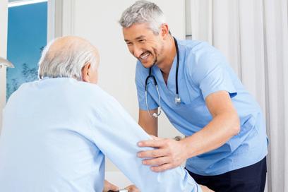 Elderly Fall Risk & Prevention